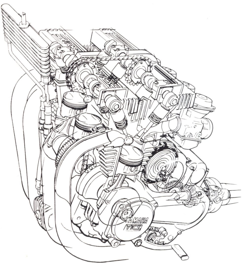 yamaha coloring pages - photo#37